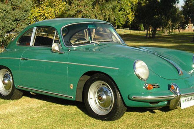 Porsche 356B 'Super 90' Coupe