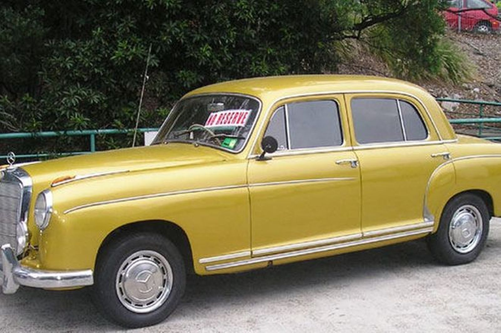 Sold mercedes benz 220s saloon auctions lot 1 shannons for 1959 mercedes benz 220s