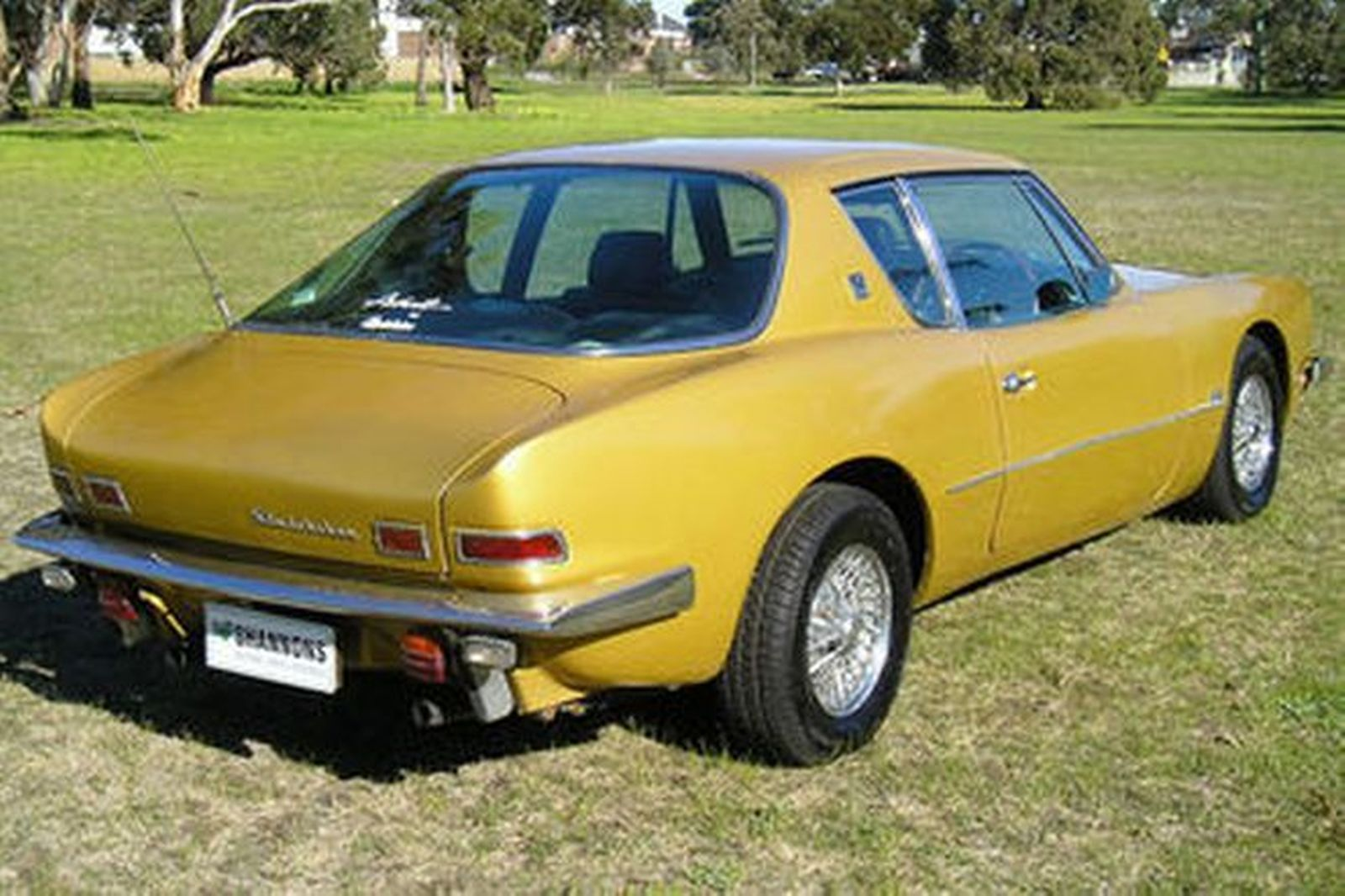 Sold: Studebaker Avanti Coupe (RHD) Auctions - Lot 13 - Shannons