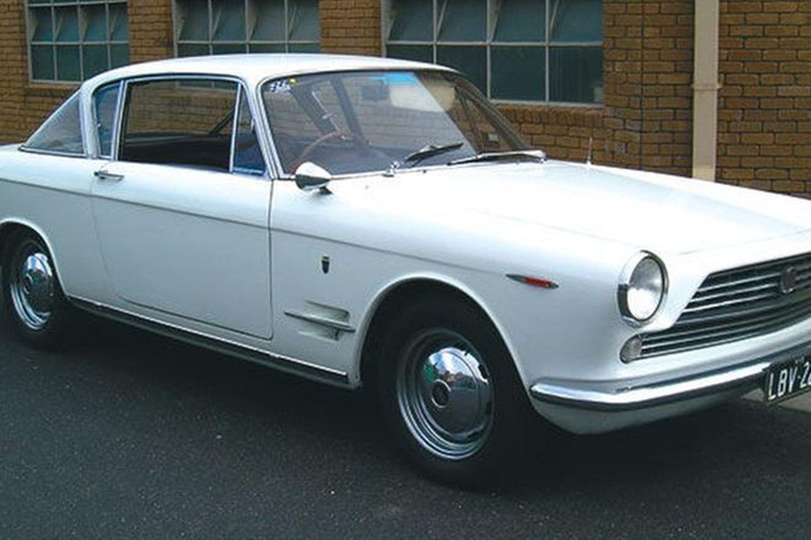 Fiat 2300 for sale australia