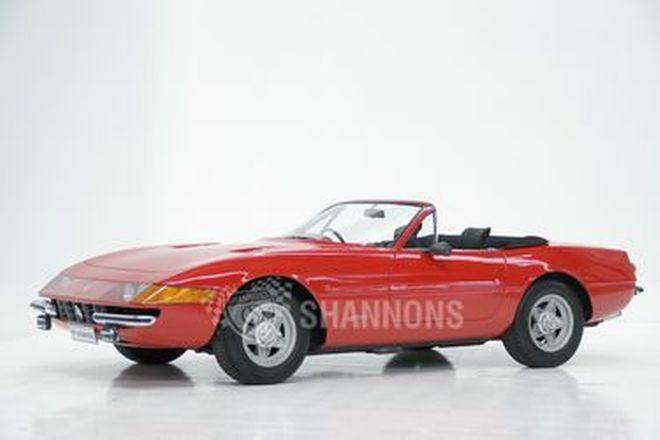 Banko Classic 'Ferrari 365 GTS Daytona Spyder' Replica