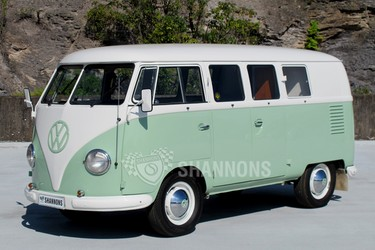 Volkswagen Kombi Split Window Campervan Conversion (RHD)