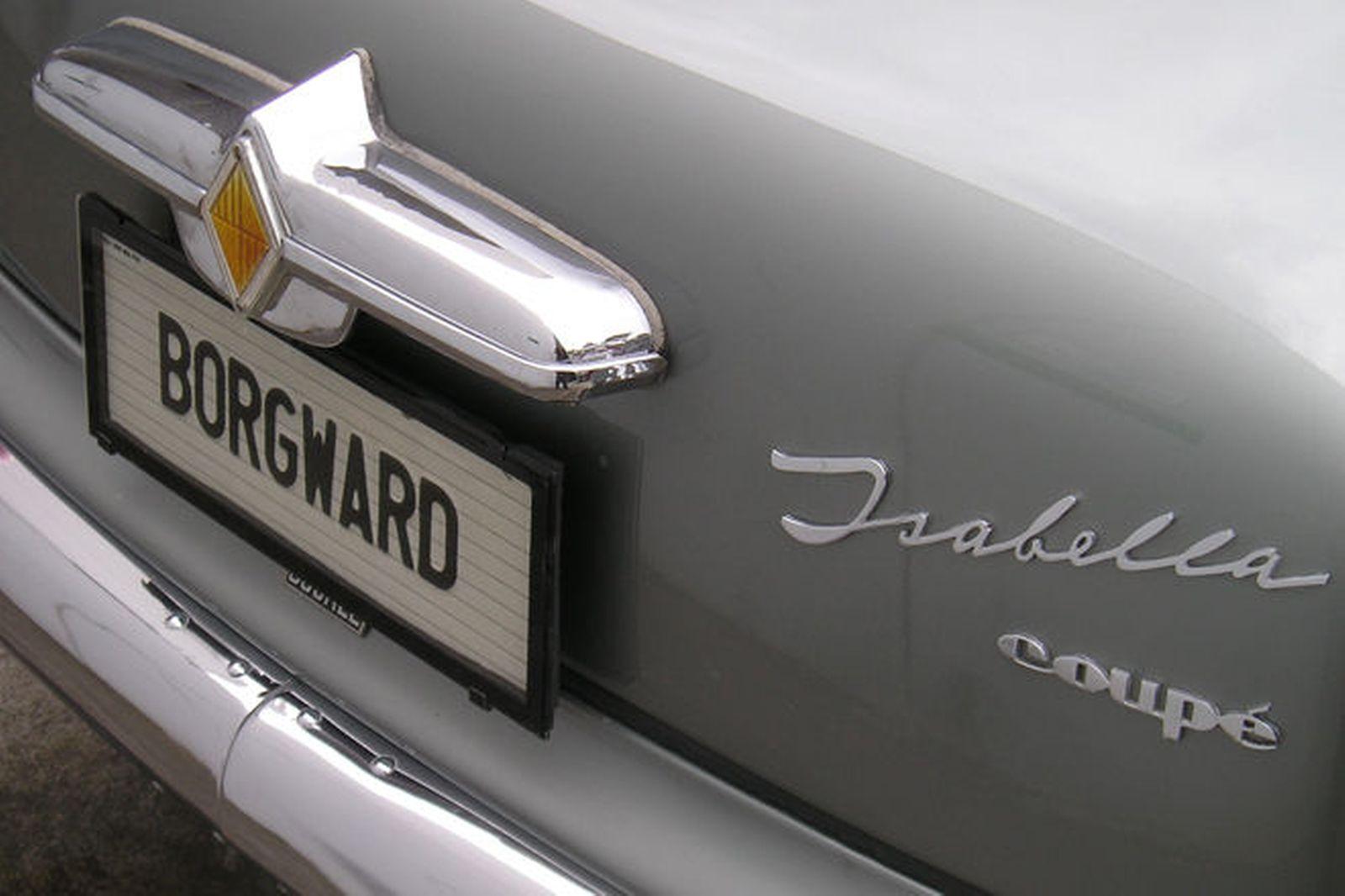 Borgward Isabella TS Coupe