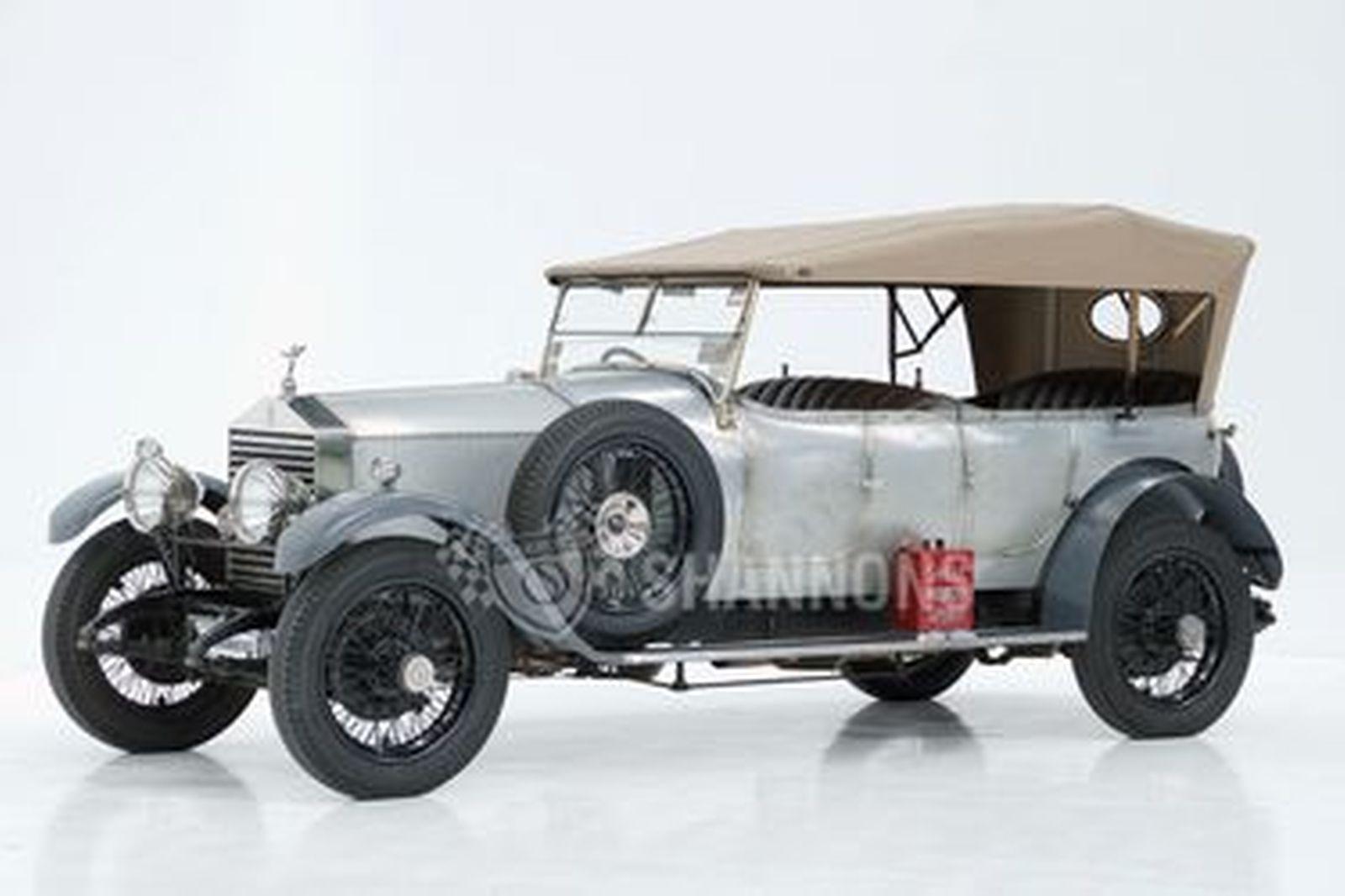Rolls-Royce 20HP 'Barker' Tourer