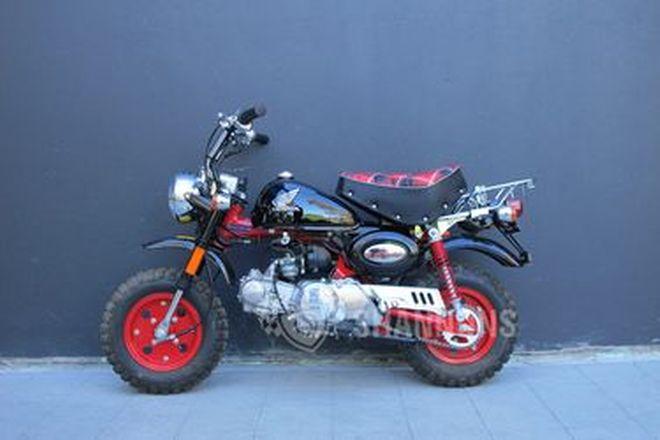 Honda Z50 '40th Anniversary' Monkey Bike