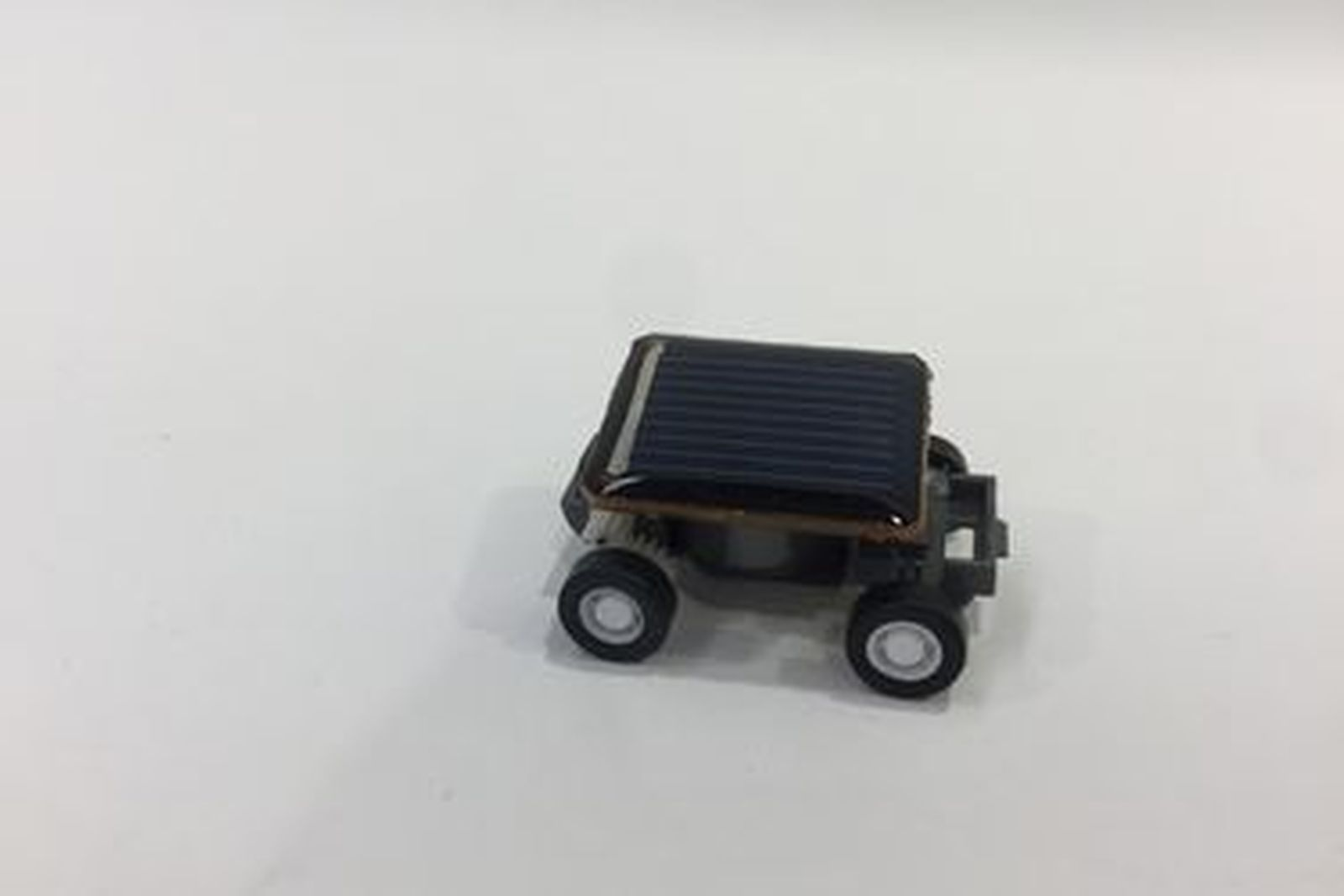 Worlds smallest Electric Solar Car