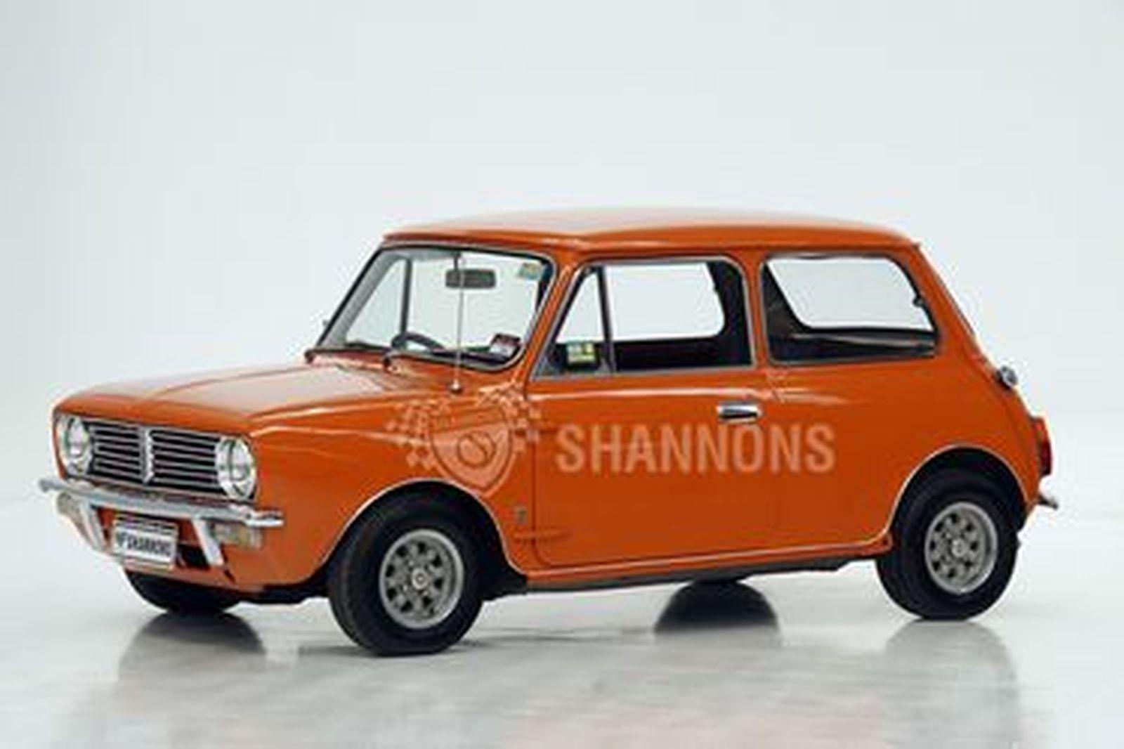 Leyland Mini Clubman 2dr Sedan