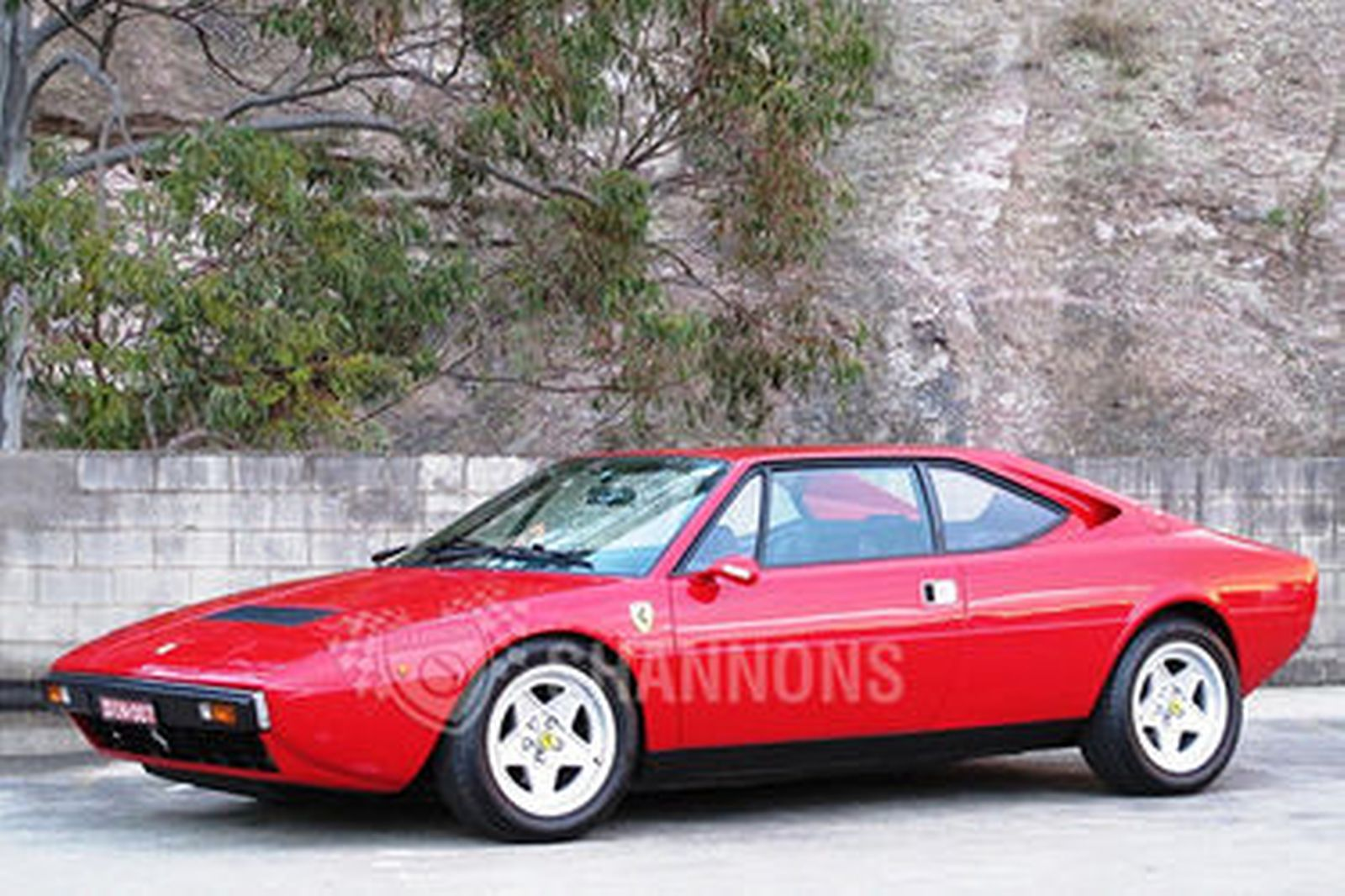 ferrari dino 308 gt4 coupe auctions lot 14 shannons. Black Bedroom Furniture Sets. Home Design Ideas