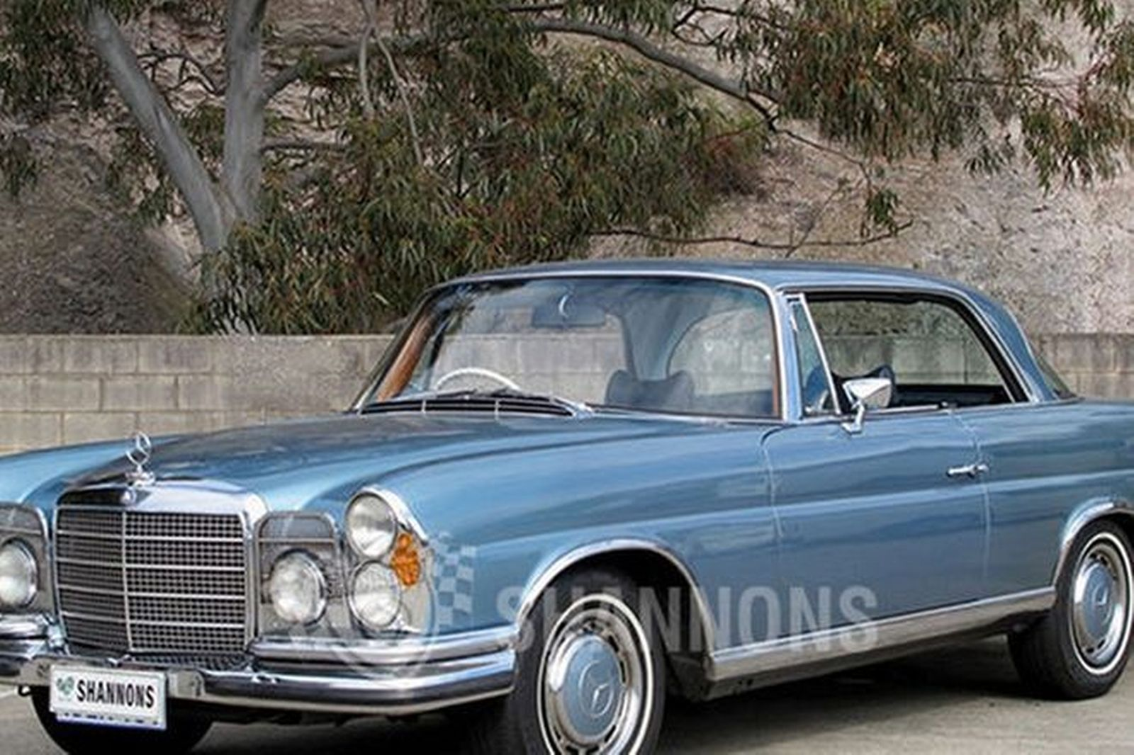 sold mercedes benz 280se 3 5 coupe auctions lot 21 shannons. Black Bedroom Furniture Sets. Home Design Ideas