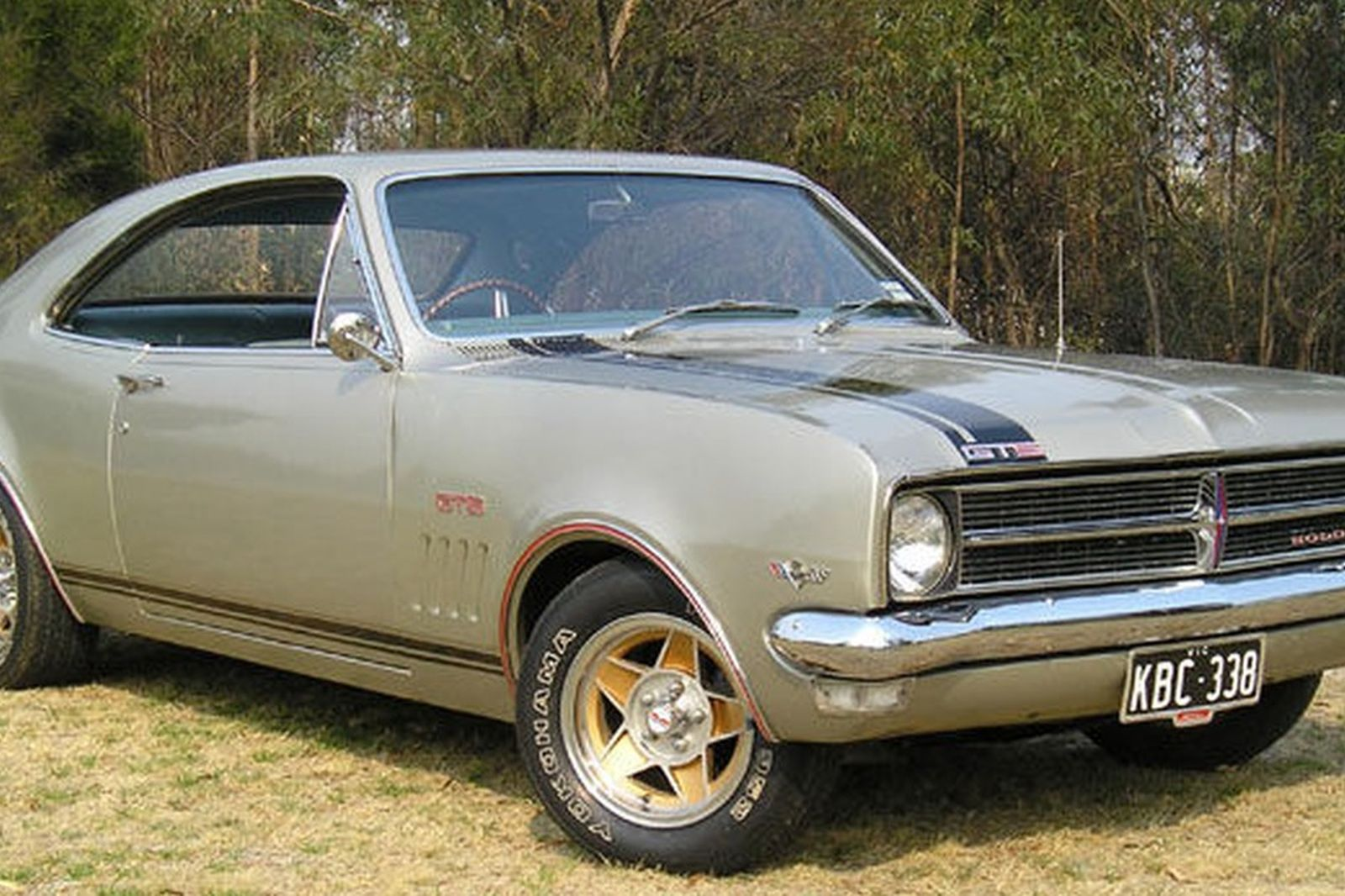 sold holden monaro hk gts 307 coupe auctions lot 57 shannons. Black Bedroom Furniture Sets. Home Design Ideas