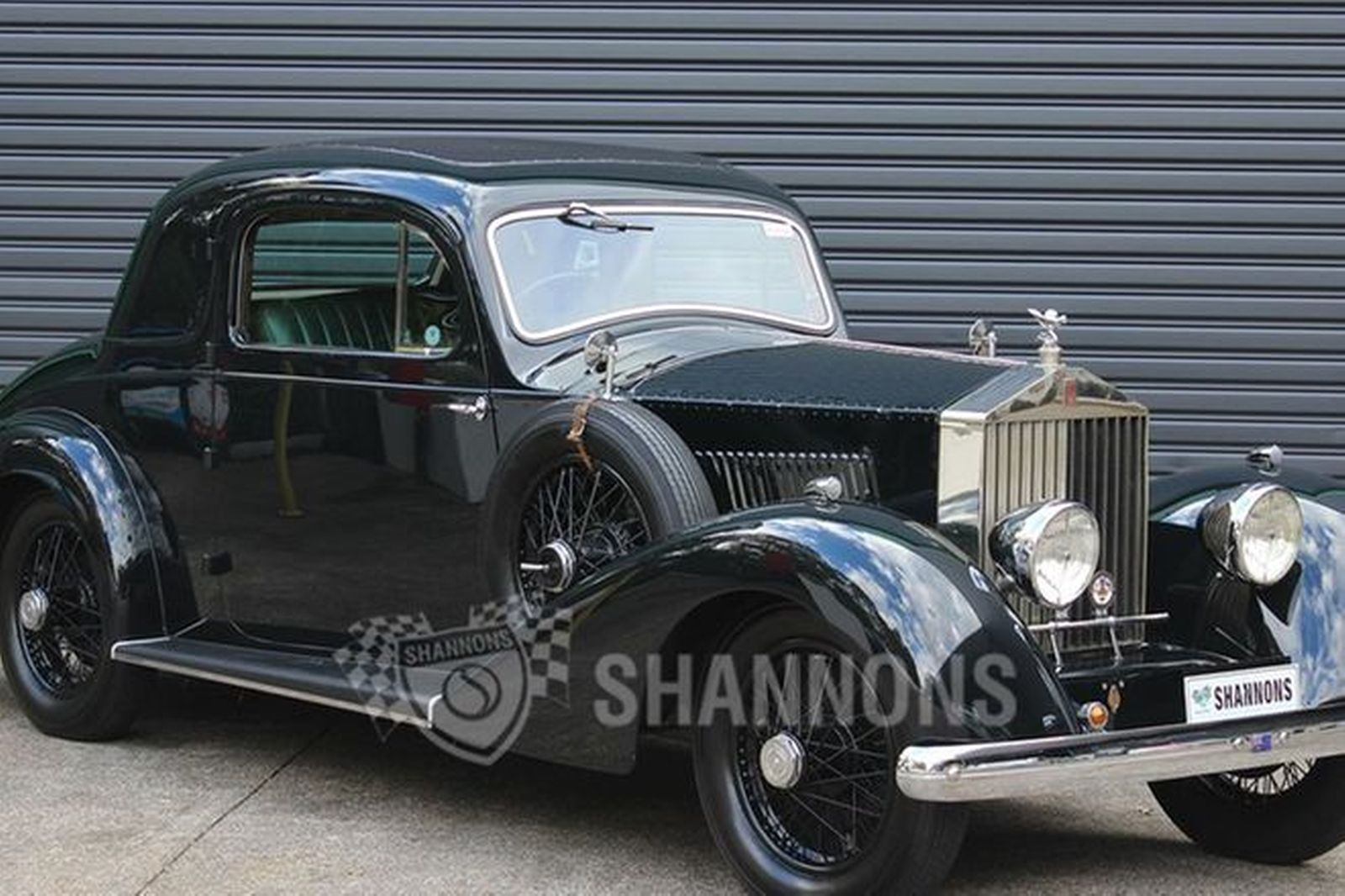 Rolls-Royce 20/25 'Martin & King' Coupe