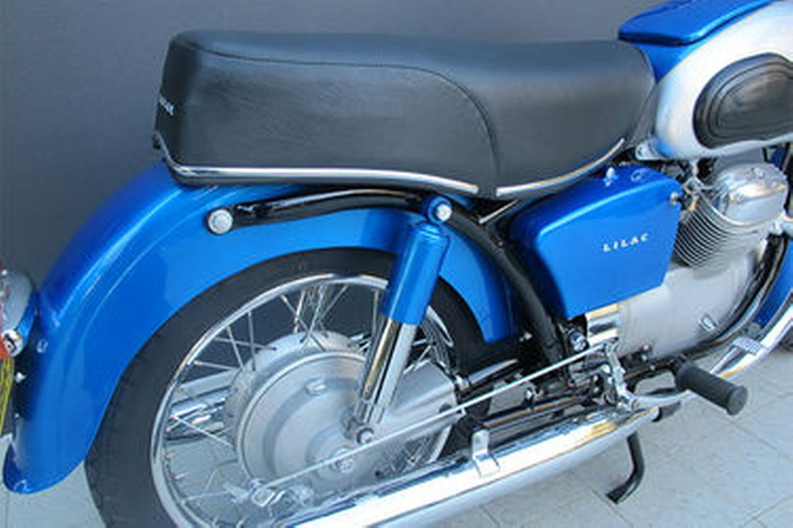 sold  marusho lilac 250cc motorcycle auctions