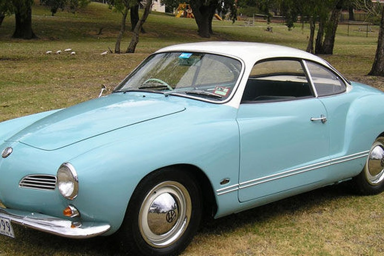 Sold: Volkswagen Karmann Ghia Coupe Auctions - Lot 20 ...