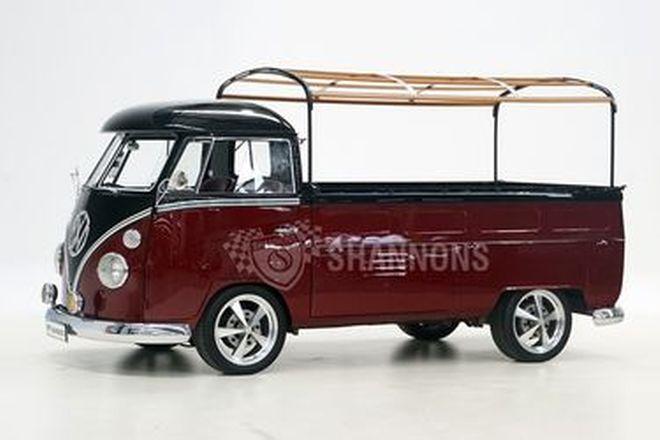 Volkswagen Kombi 'Split Screen' Utility (Modified)