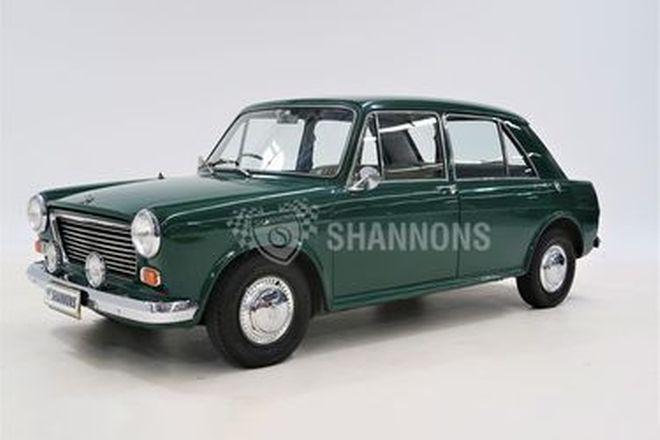 Morris 1100S Saloon