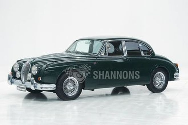 Jaguar MK II 'Improved' 3.8 'Manual' Saloon