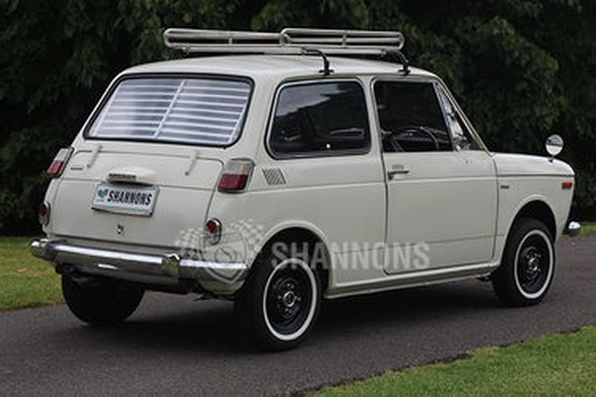 Honda N360 'Scamp' Hatchback