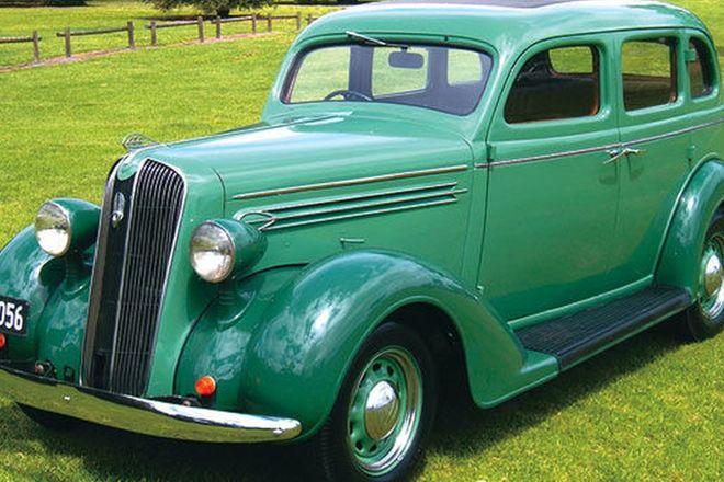 Plymouth Sedan