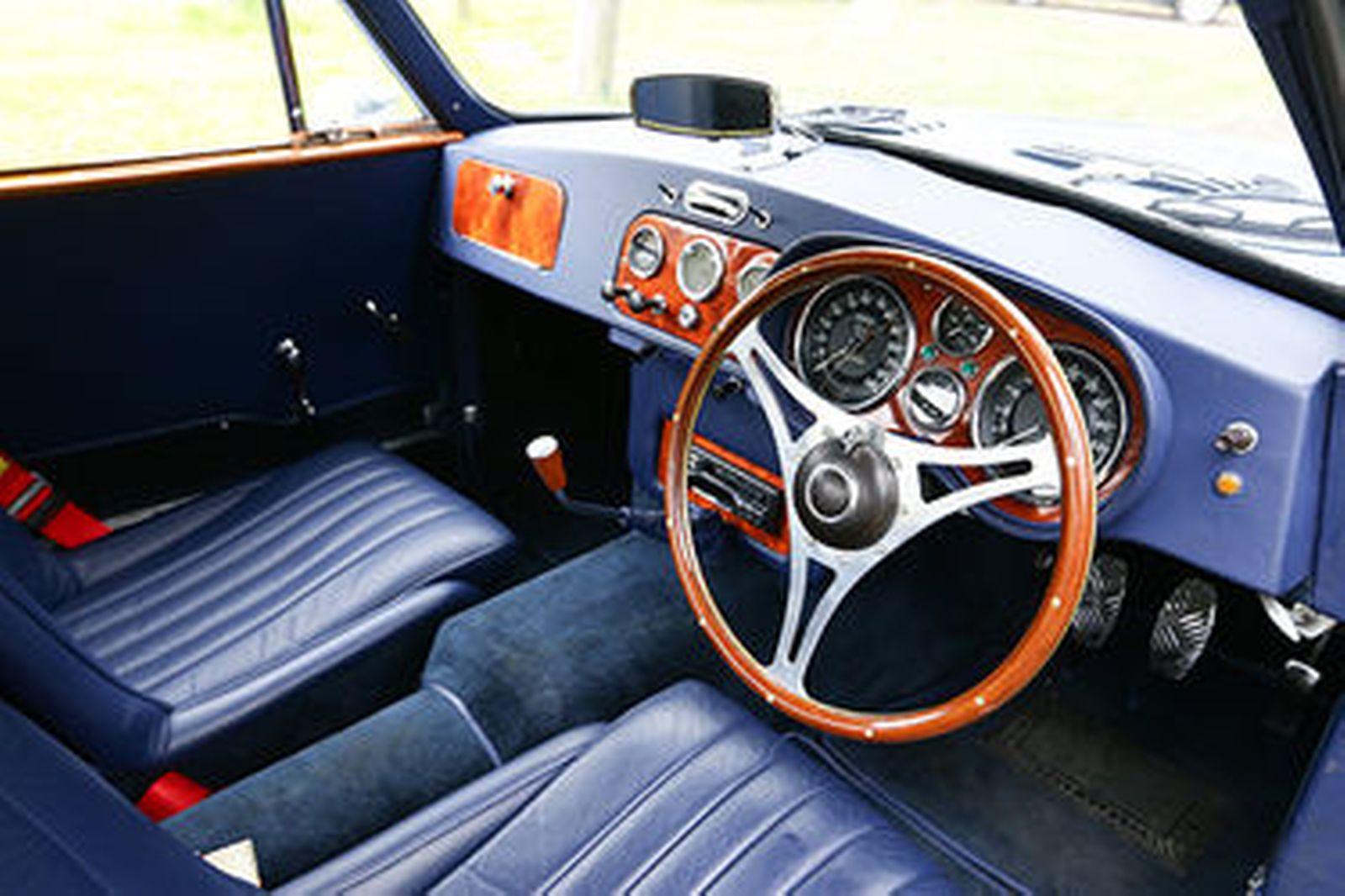 AC Aceca - Bristol Coupe (RHD)