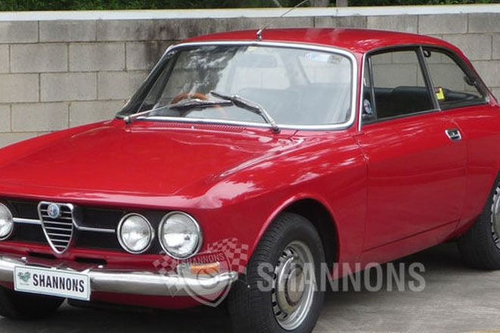 sold alfa romeo 1750 gtv coupe auctions lot 19 shannons. Black Bedroom Furniture Sets. Home Design Ideas