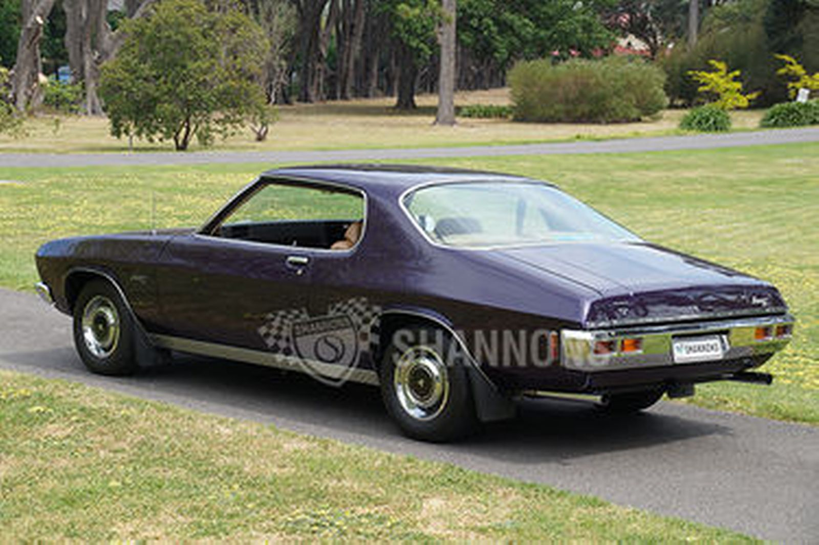 holden hq monaro ls 253 v8 coupe auctions lot 29 shannons