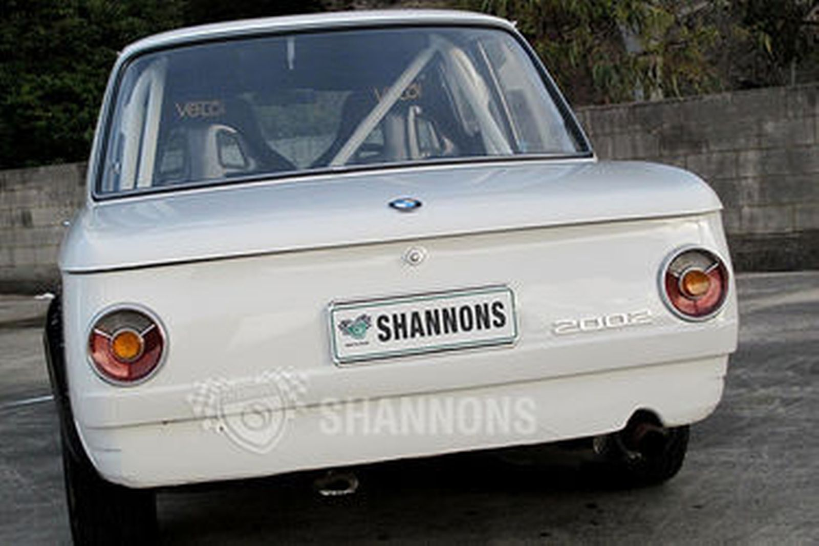 BMW 2002 \'Track Prepared Coupe\' Auctions - Lot 13 - Shannons