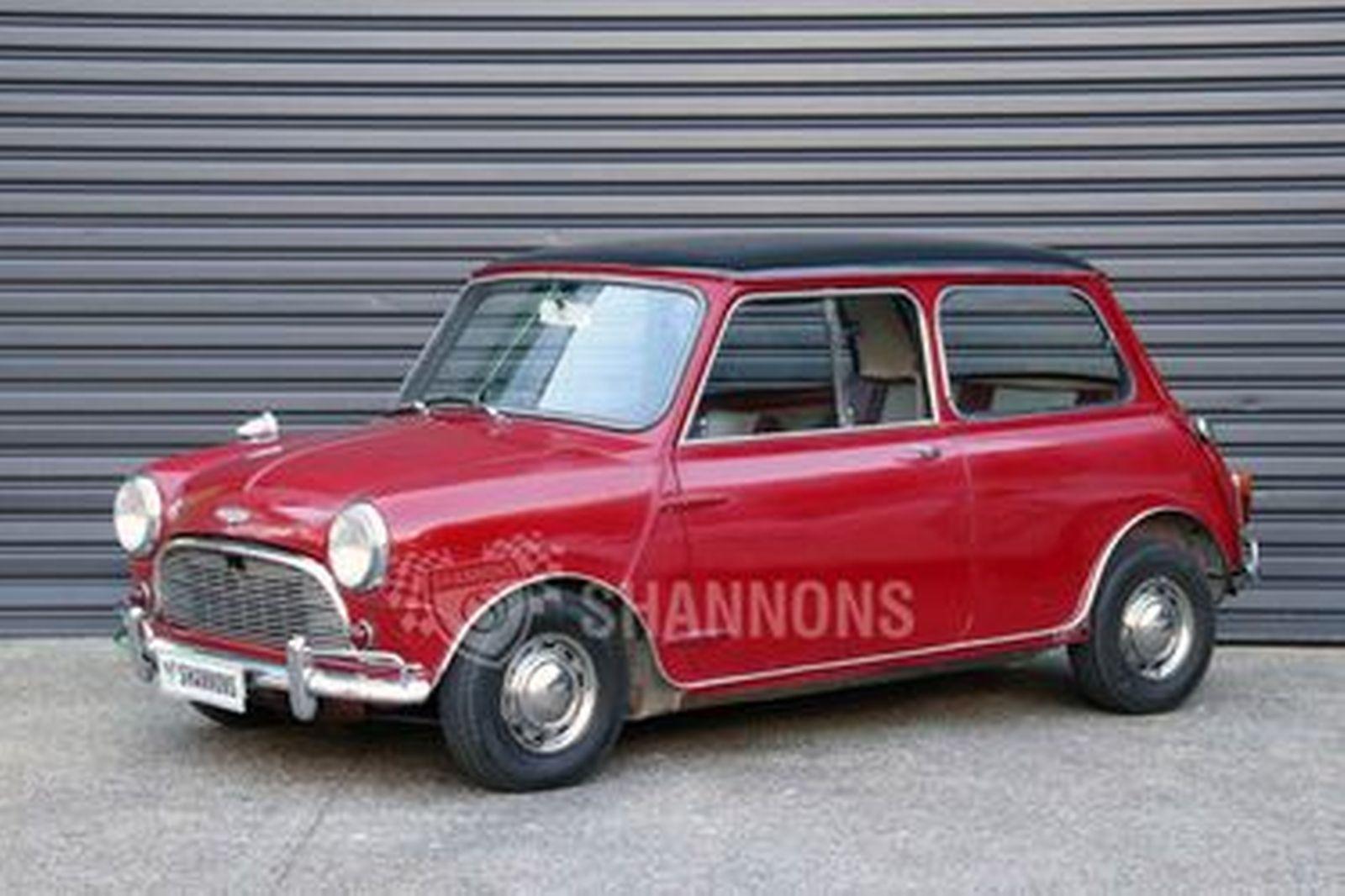 Austin Mini Cooper 998 Saloon