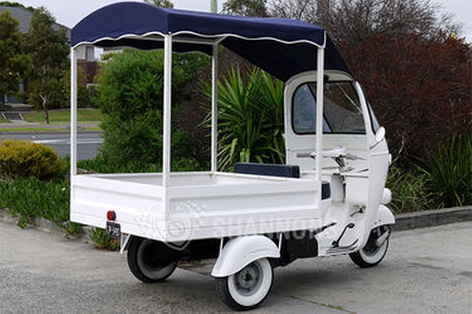 sold: piaggio ape 'ac1' 150cc 3-wheeler auctions - lot 7 - shannons
