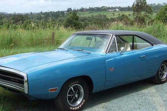 Dodge Charger R/T 440 Hardtop (LHD)