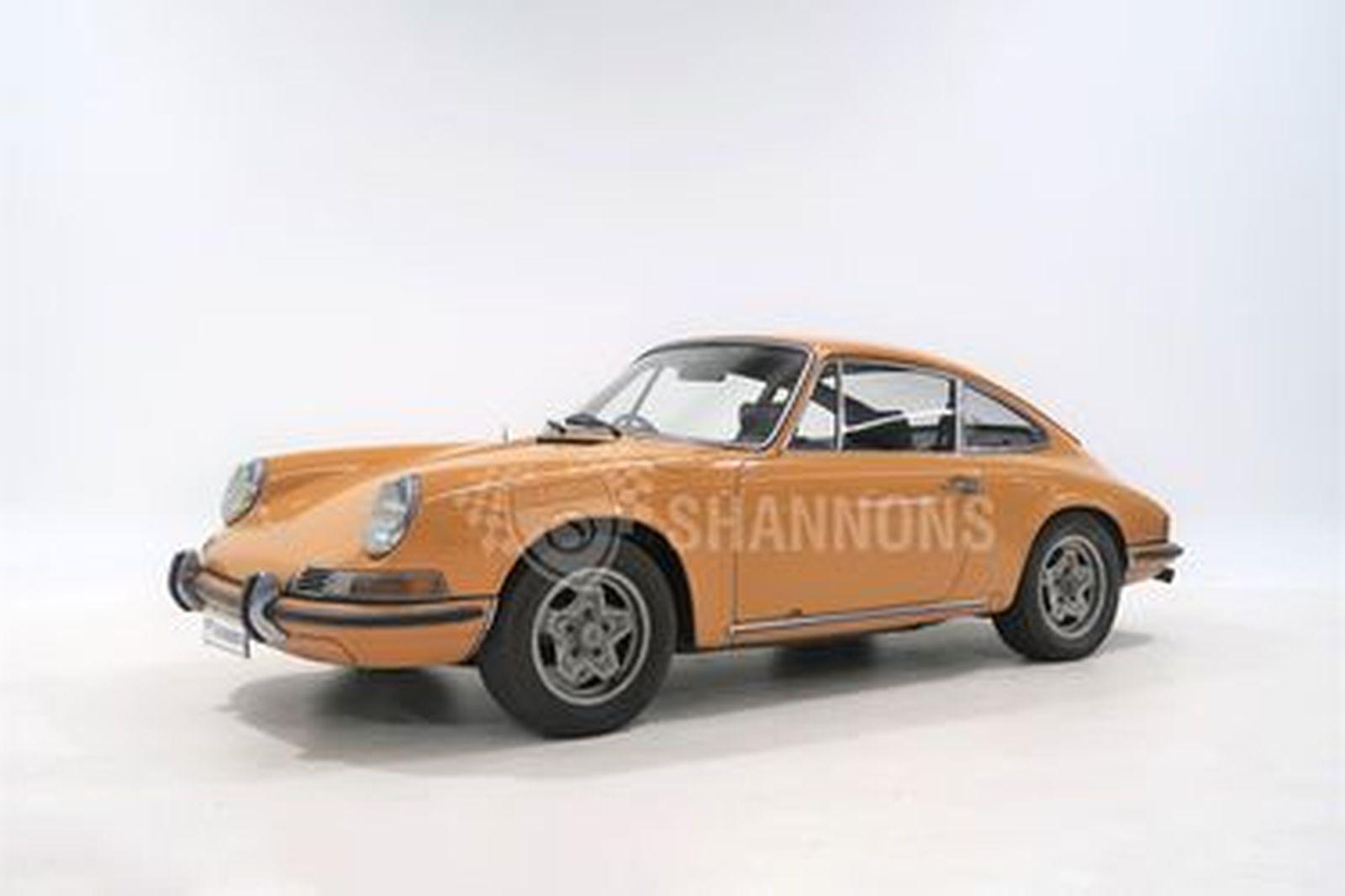 Porsche 911T 2.0 'Sportomatic' Coupe (Project)