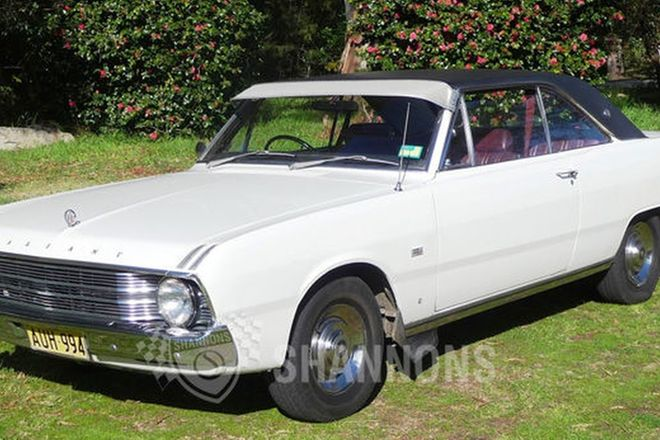 Chrysler Valiant VF Regal Coupe