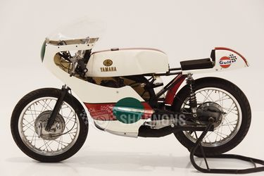 Yamaha TD2 250cc Race Motorcycle