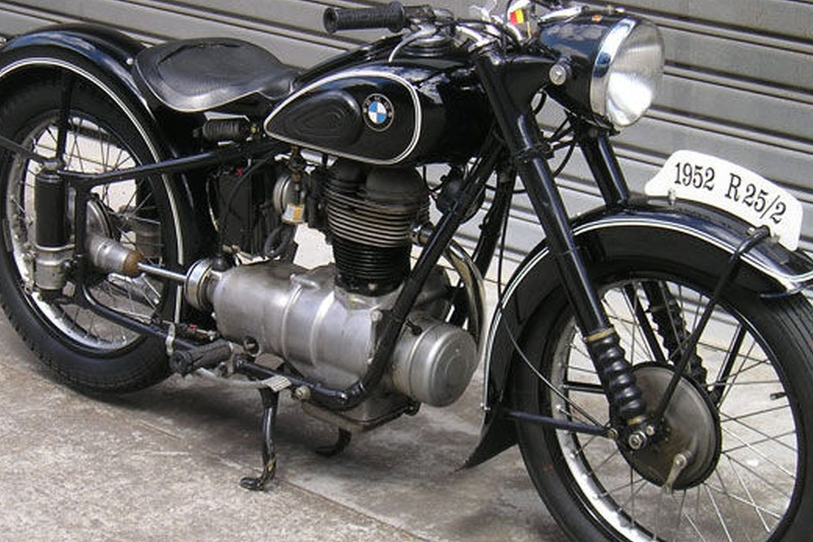 Sell My Motorcycle >> Sold: BMW R25/2 Solo Motorcycle Auctions - Lot 7 - Shannons
