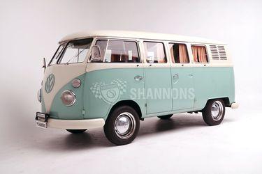 Volkswagen Kombi 'Split Window' Camper Van