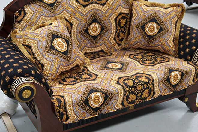 Lounge - Two Seater Versace style (As new)