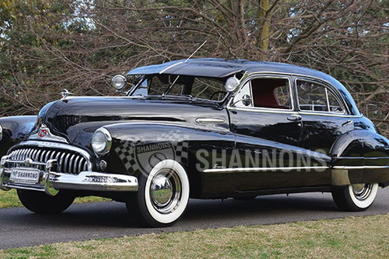 Sold Buick Super 50 Lwb Sedan Lhd Auctions Lot 23
