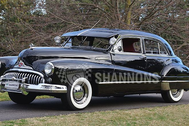 Buick Super 50 LWB Sedan (LHD)