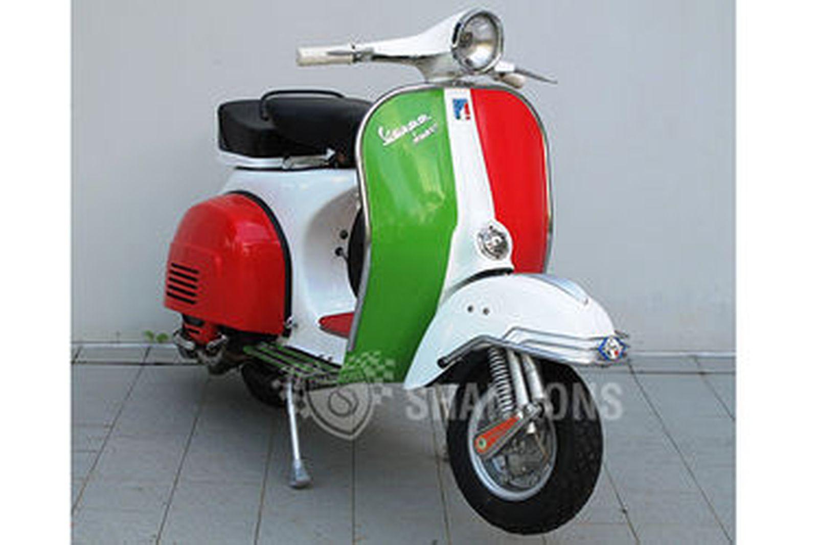 Vespa VBC 150cc Scooter