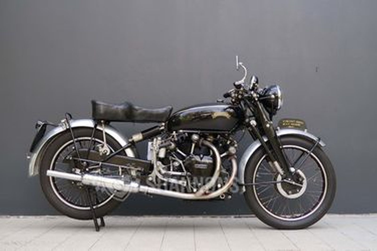 Vincent Series C Black Shadow 1000cc Motorcycle