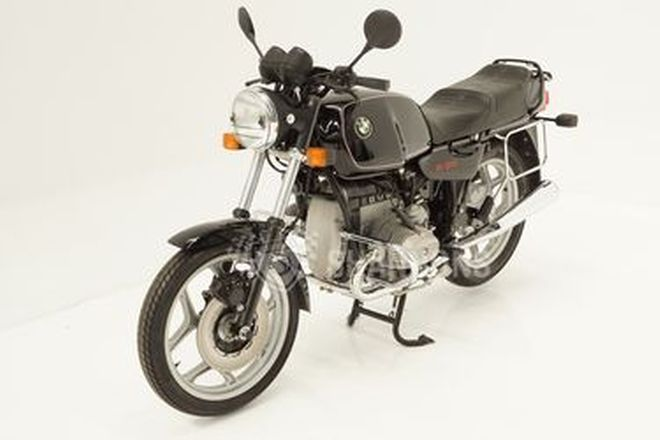 BMW R65 650cc Motorcycle