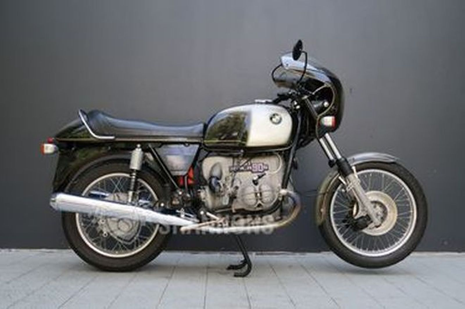 BMW R90S 900cc Motorcycle