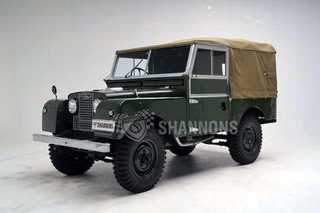 Land Rover Series 1 SWB  86 inch Utility