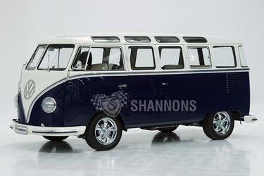 Volkswagen 23 Window Bus 'Modified' (RHD)