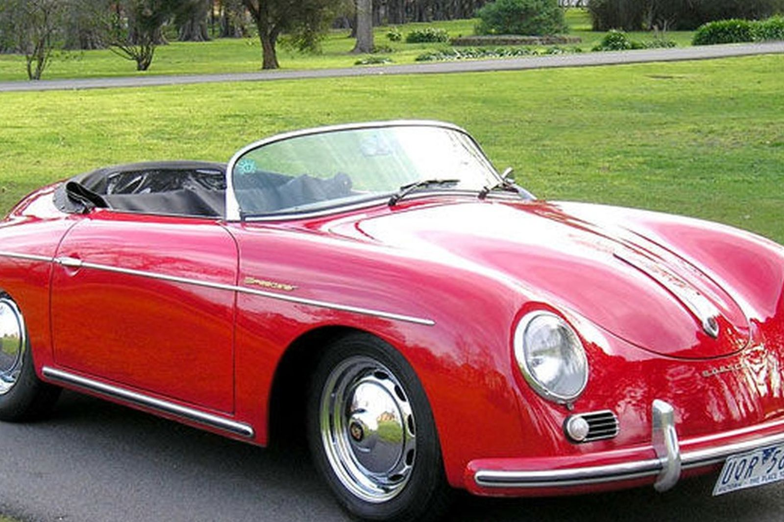 356 speedster 39 replica 39 lhd auctions lot 37 shannons. Black Bedroom Furniture Sets. Home Design Ideas