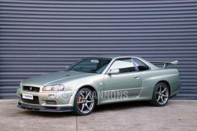 Nissan Skyline GT-R R34 V-Spec II Nür Coupe