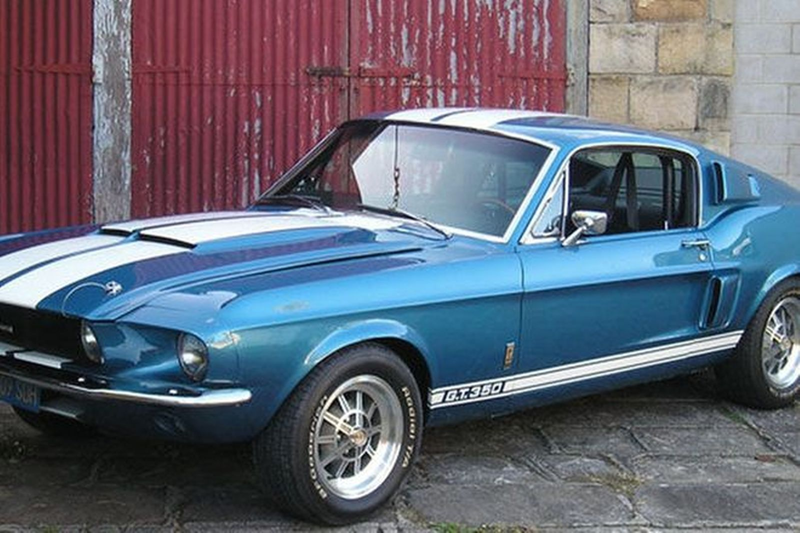 shelby mustang gt350 fastback lhd auctions lot 25 shannons. Black Bedroom Furniture Sets. Home Design Ideas