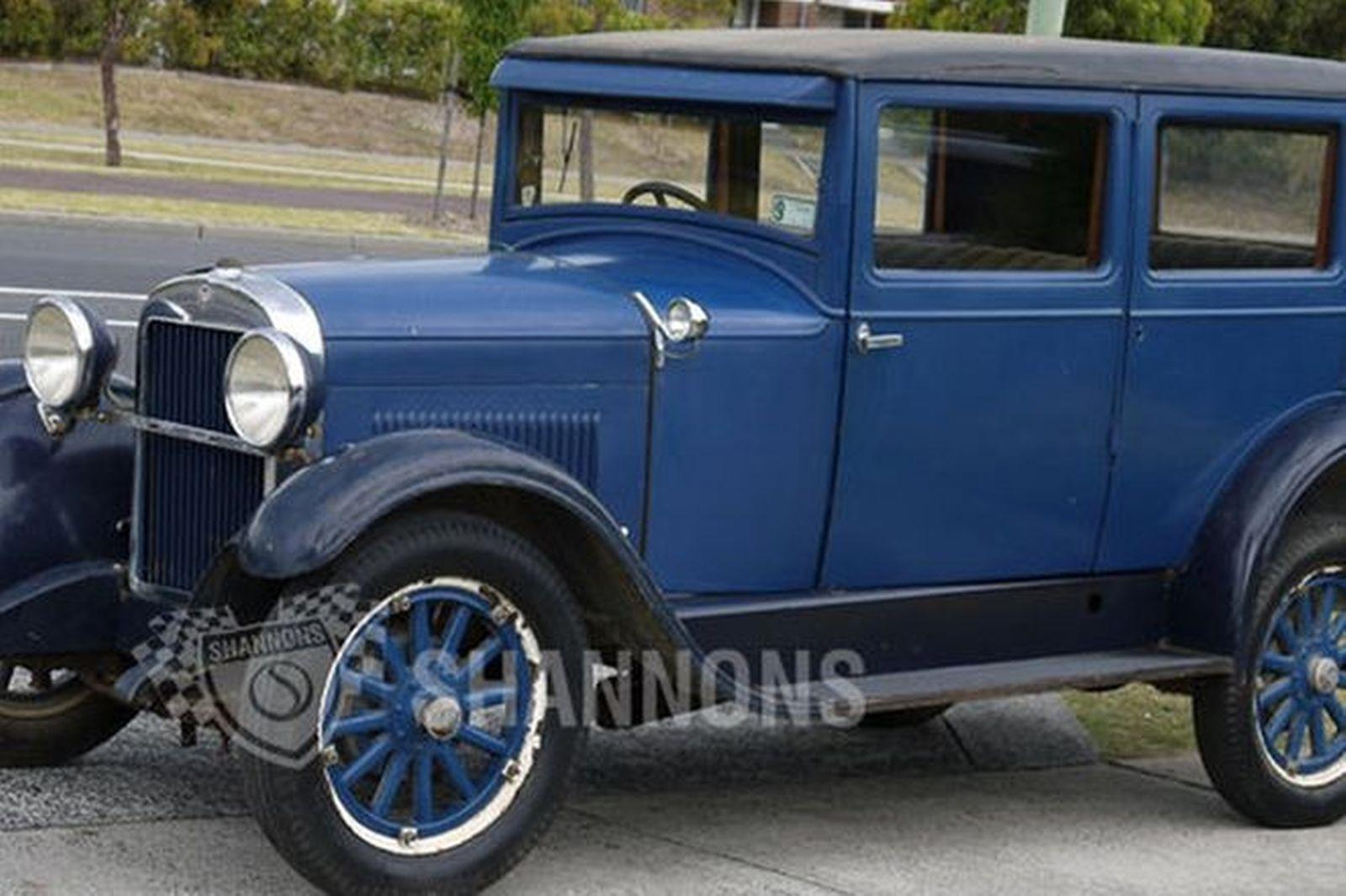 Sold: Essex Super 6 Sedan Auctions - Lot 13 - Shannons
