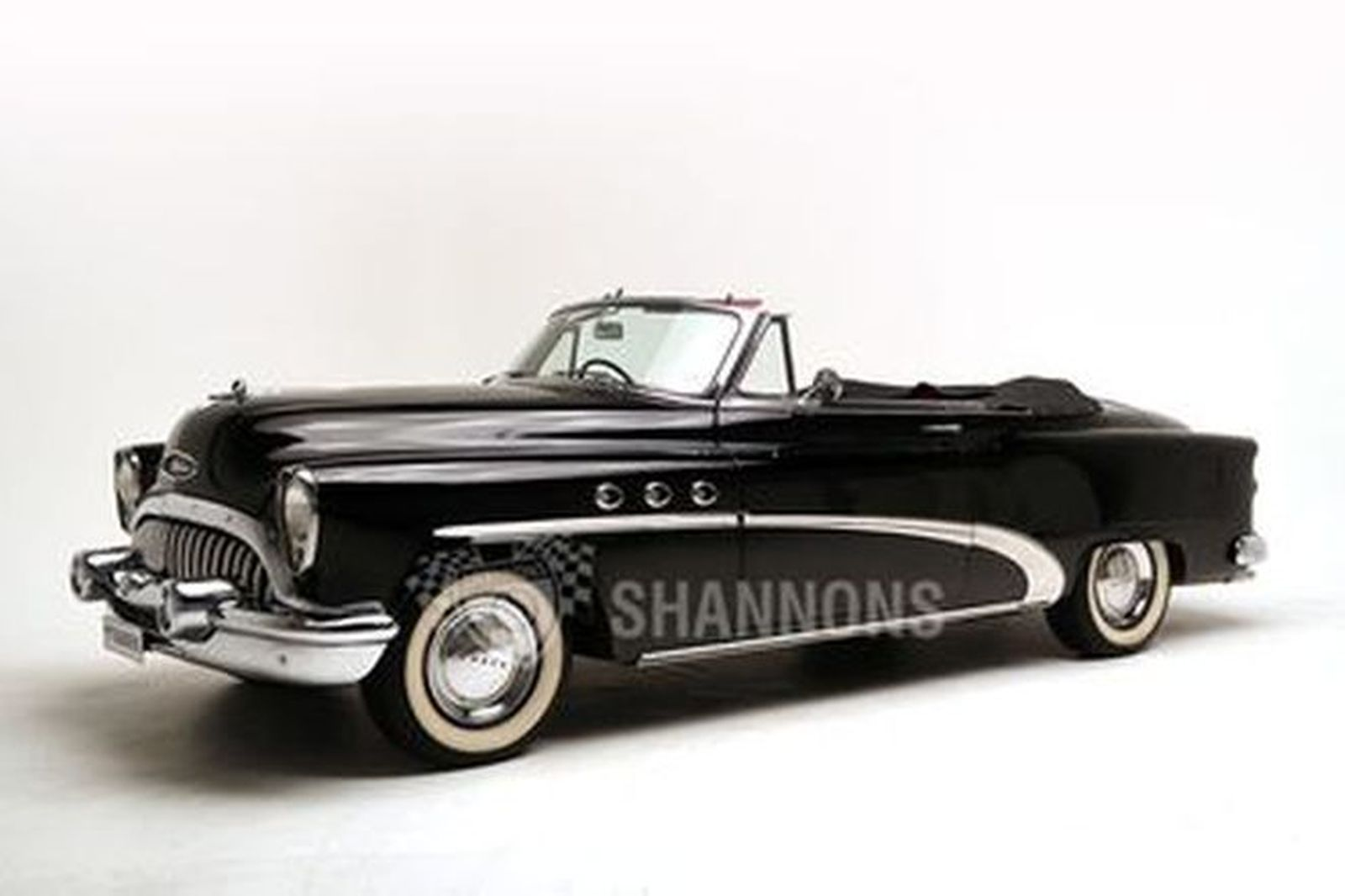 Buick Special Convertible (RHD)