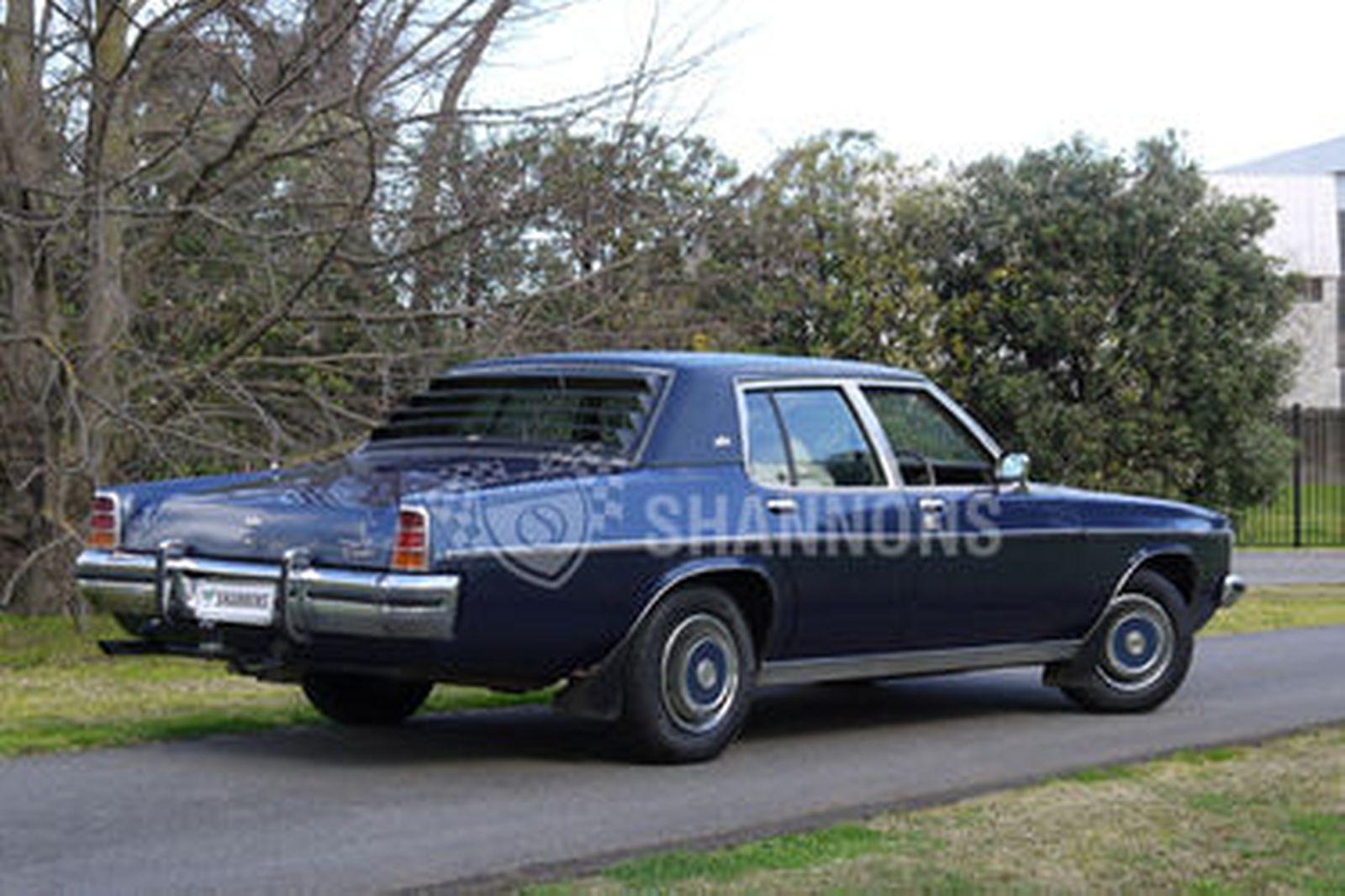 best sneakers 77f36 7aa7e Sold: Holden HJ Statesman Caprice Sedan Auctions - Lot 38 ...
