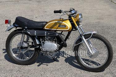 Yamaha HT1 90cc Trail Bike